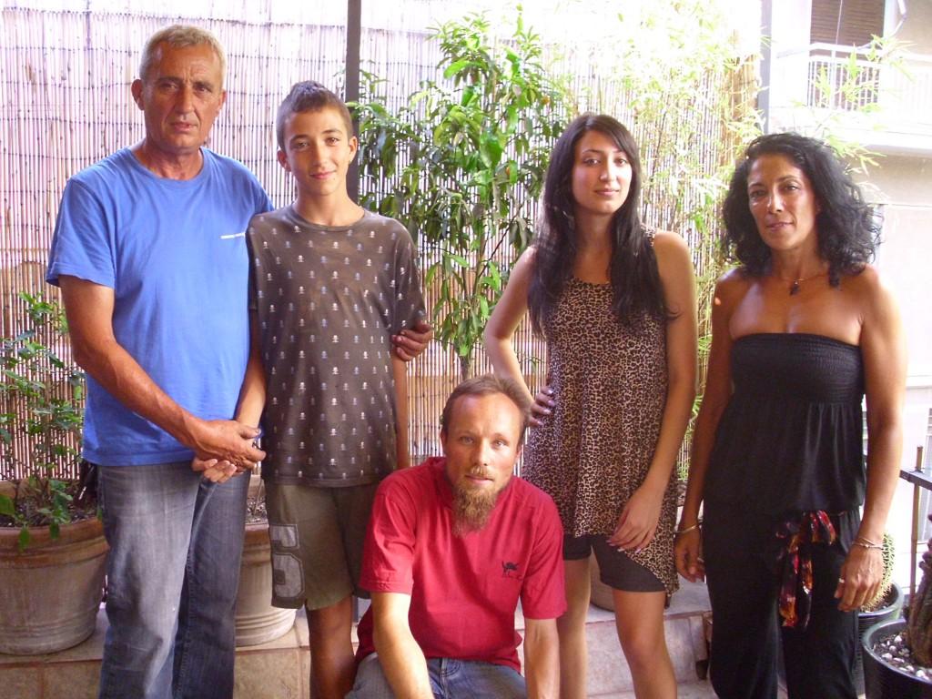 Dimitris Meschinis, Johannes Meschinis, Lydia Meschini, Marilena Fotopoulou aus Athen, Griechenland