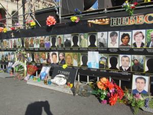 Gesichter der Opfer - anders als im arabischen Gemetzel haben Menschenleben hier ihren Wert behalten - (c) Billy Six