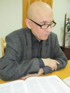 Prof. Dr. Wladimir Nikolsky: Das Gedenkbuch differenziert nicht.
