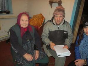 Heute wohnt Katherina allein in einem schlichten Landhaus